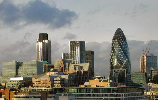 London Skyline - Photo courtesy of Lorenzo G