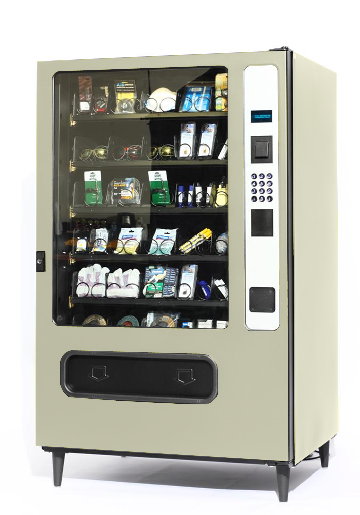 A brief look at the history of vending machine technologies