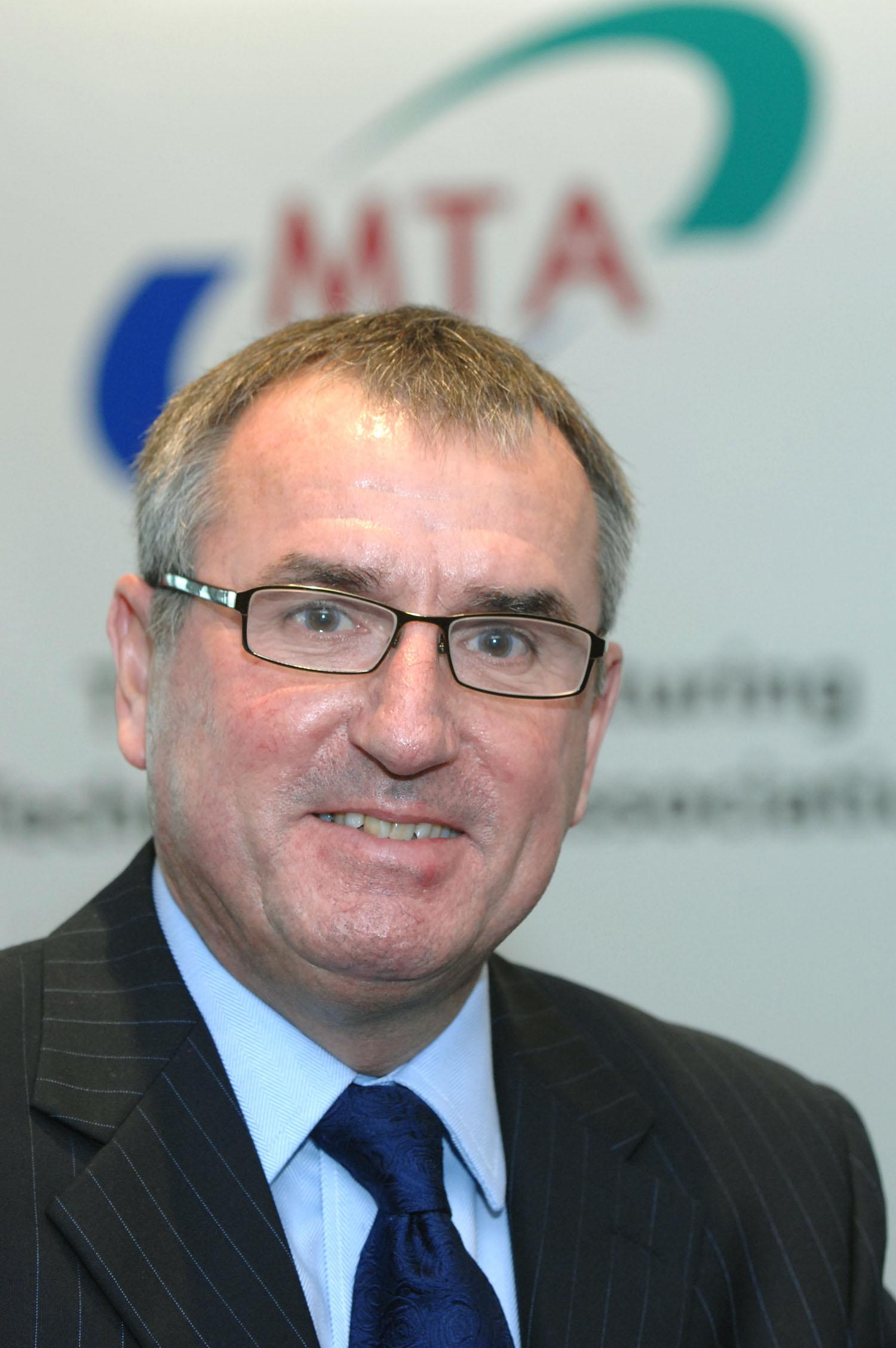 Graham Dewhurst, director general of MTA
