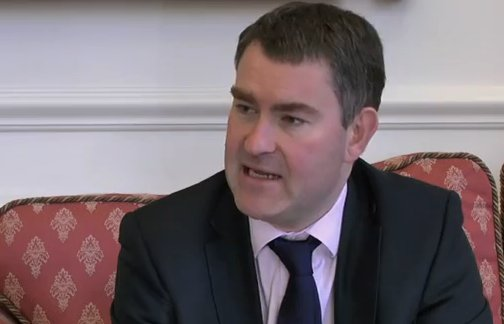 Exchequer Secretary to the Treasury, David Gauke