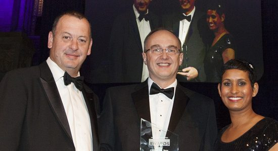 Clive Martell, chief executive at Delcam was awarded CEO of the Year in January 2013.