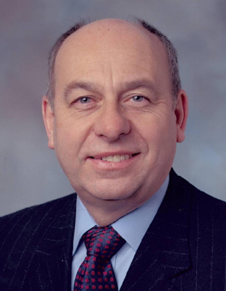 Joe Greenwell, Chairman, Ford of Britain