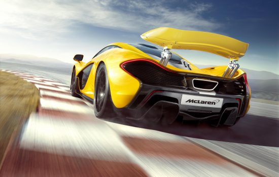 The new McLaren P1 will be priced at £866,000 and be able to complete 0-100km/h (0-60mph) in less than 3 seconds.