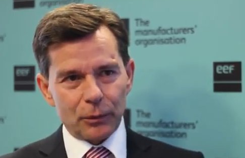 Roland Aurich, CEO of Siemens North West Europe, video still
