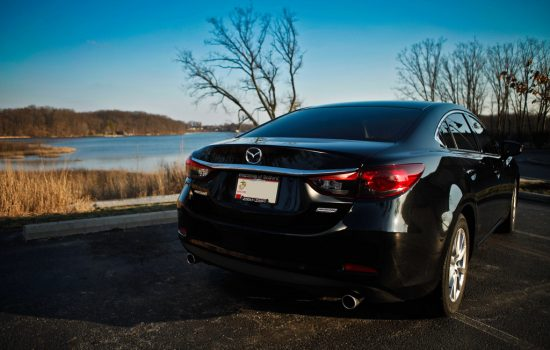The Mazda 6 - image courtesy of PJ Mozingo