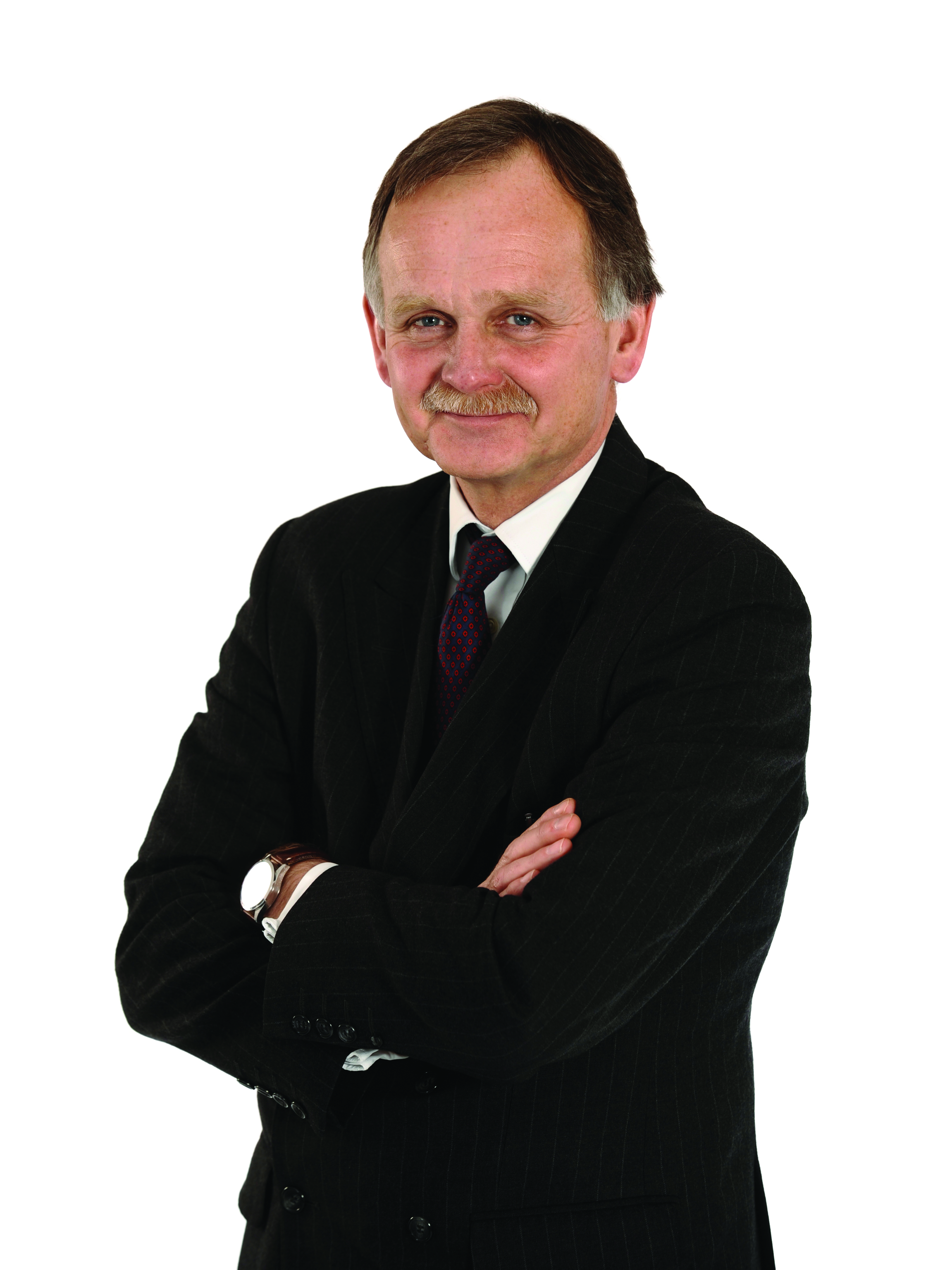 Stephen Tetlow MBE, director general of the Institution of Mechanical Engineers