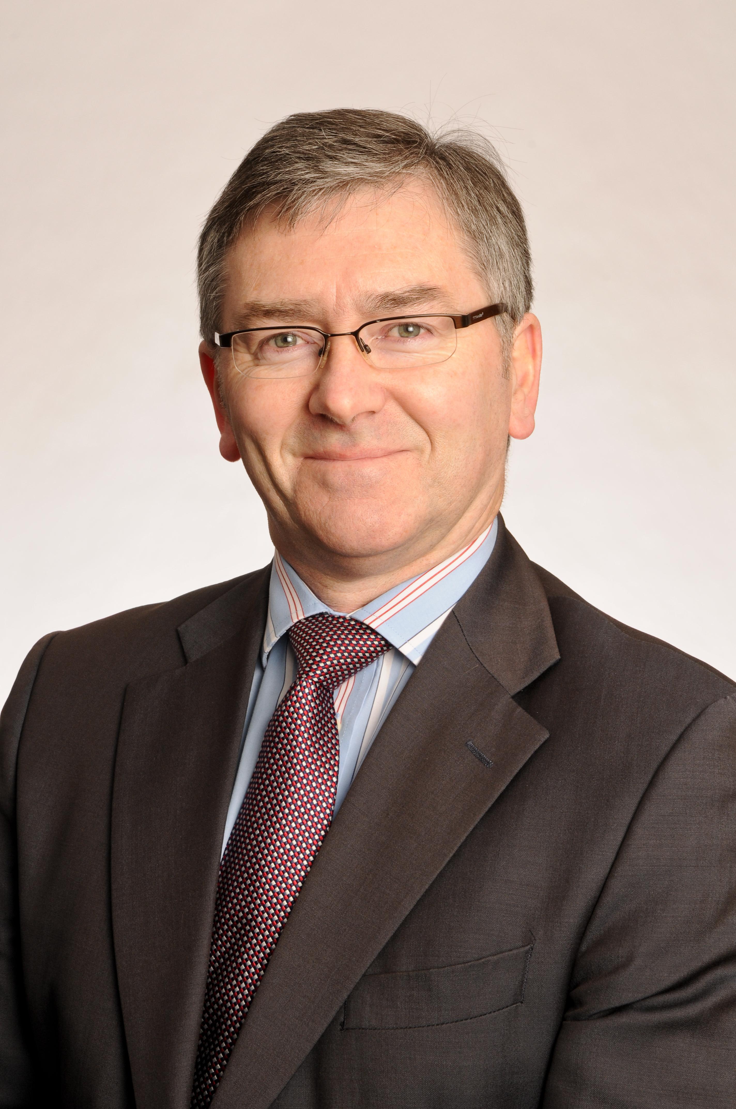 Graham Chisnall, deputy CEO, ADS