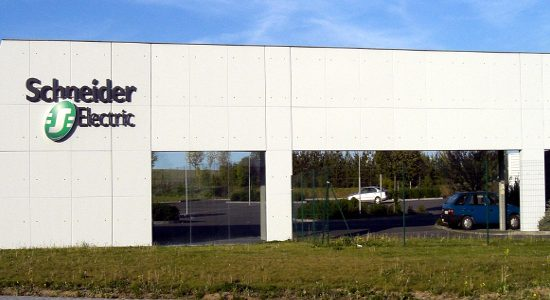 Schneider Electric Factory