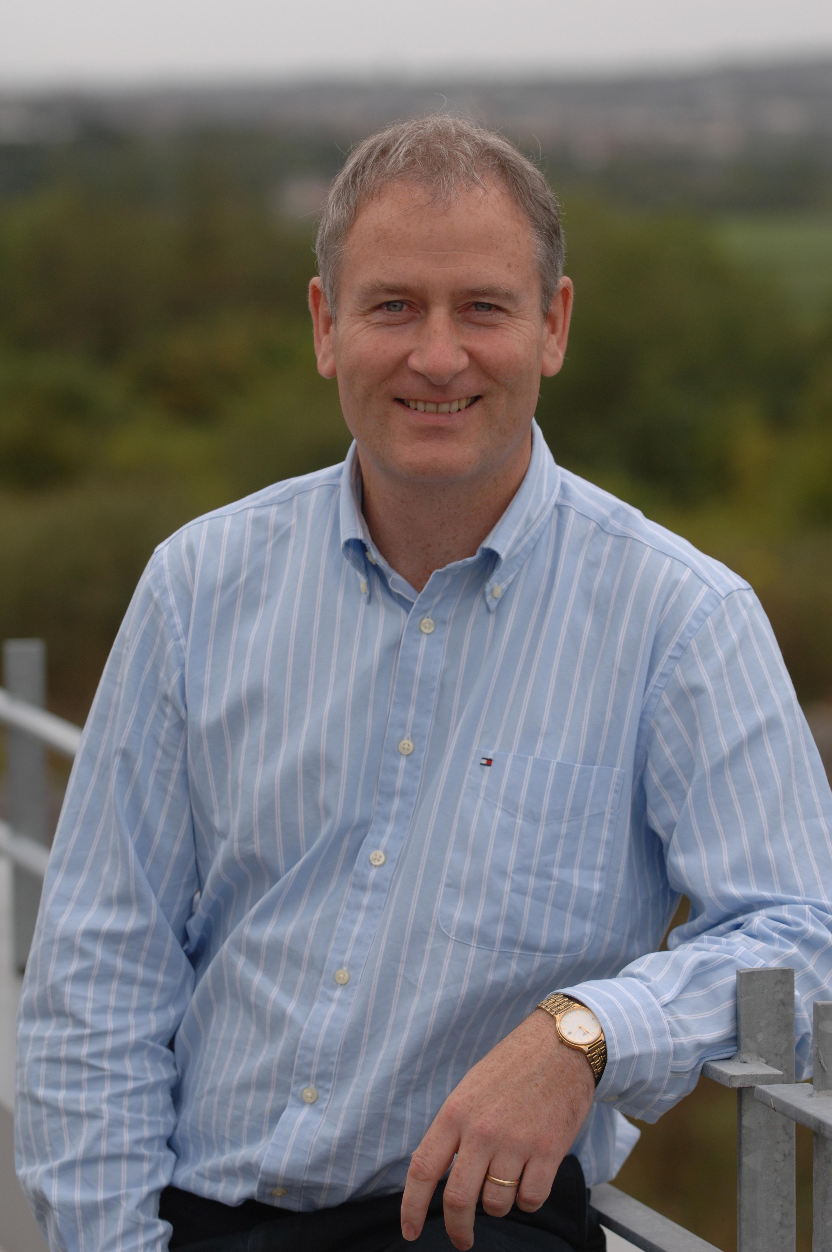 Sean Jackson, managing director, BSM Consulting