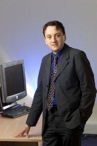 Christian Fronteras, Managing Director, Redfaire