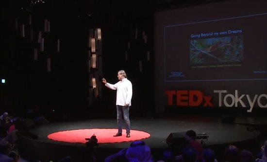 Gunter Pauli TEDxTokyo