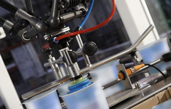To date, CKF Systems has designed and installed about 40 robotic systems, working with companies of all sizes