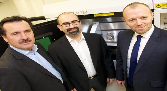 World class additive manufacturing target for the West Midlands
