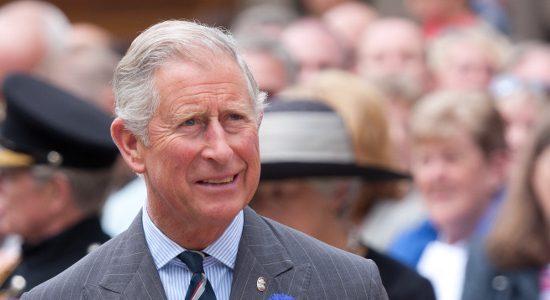 Prince Charles - photo courtesy of Dan Marsh