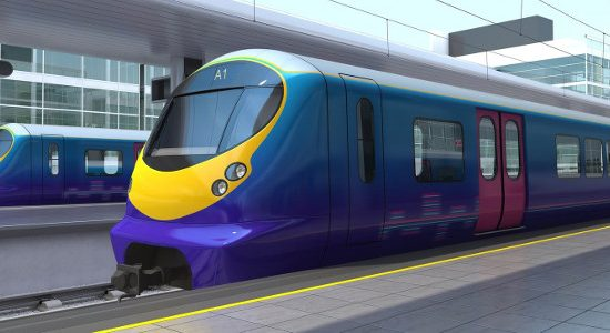 Bombardeir will supply 27 new four-car trains, a total of 108 units