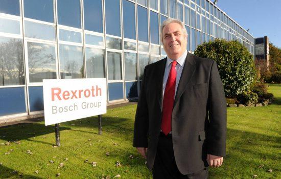 Alastair Johnstone - Managing Director, Bosch Rexroth UK