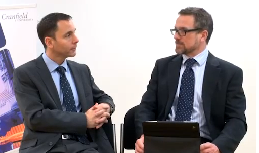 Will Stirling interviews Brian Holliday, Divisional Director, Siemens Industry Automation video still