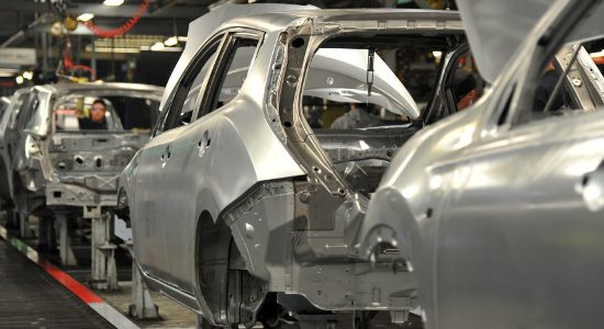 Engines ready for £1bn car industry injection