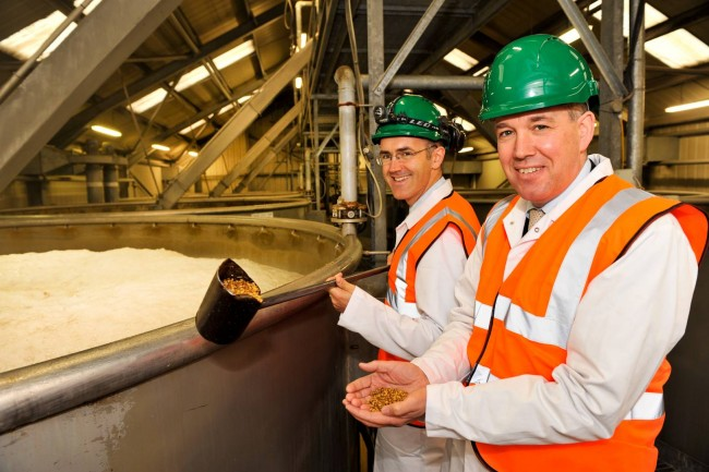 Muntons implemented energy monitoring and targeting at a cost of £100,000 and re-cooped the investment in six months.