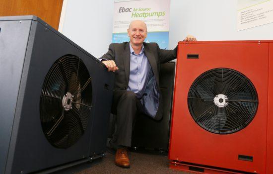 Ebac - Air Source Heat Pumps - Tony Hird