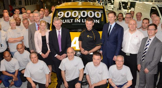 Vauxhall hits two manufacturing milestones