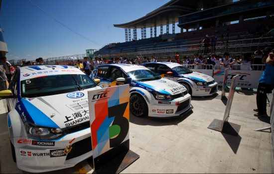 The Chinese Touring Car Championship is growing in popularity.