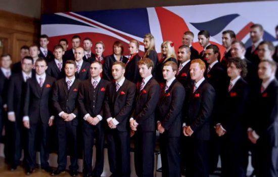 The 2013 British World Skills team.