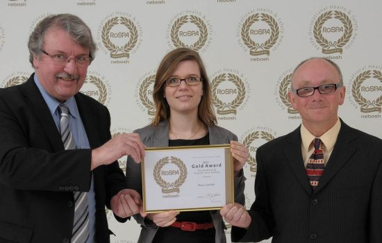 Brose Gold RoSPA award