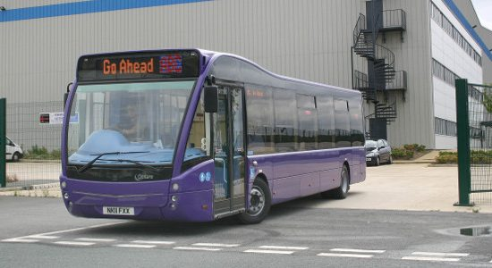 Yorkshire's Optare to provide 26 new vehicles for Go North East