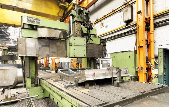 Eaves Machining has already invested over £2m in 2013 on four new machines for the premises.