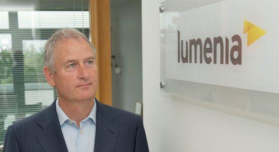 Sean Jackson Managing Director of Lumenia