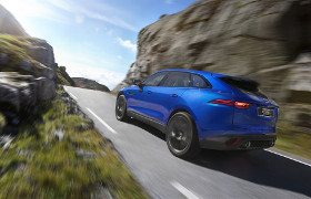 Jaguar C-X17 SUV concept as announced at Frankfurt in 2013 low res small 280x180