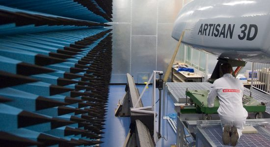 Testing begins on BAE Systems Artisan radar