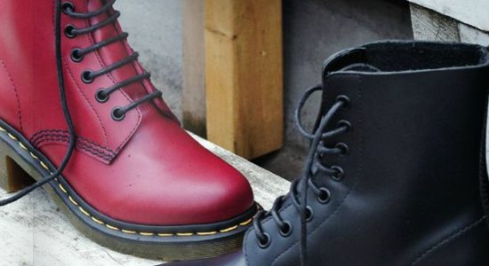 Dr Martens shoes - image courtesy of DrMartens Day Flickr
