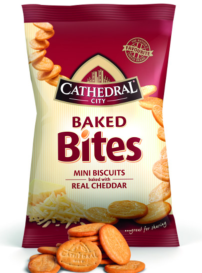Cathedral City Baked Bites