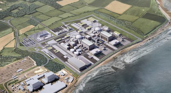 UK nuclear power plant gets green light