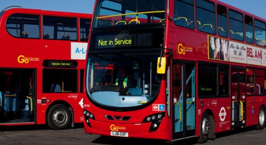 Hydrovane to supply 600 compressors for London buses