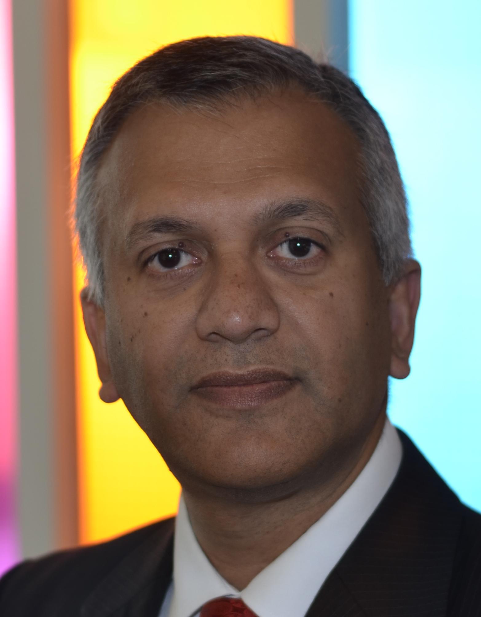 Professor Rajkumar Roy, Director of Manufacturing, Cranfield University.