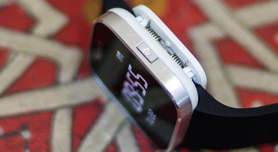Smart watch - image courtesy of Atlnav
