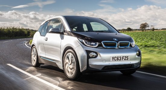 BMW announces Good Energy UK tie-up