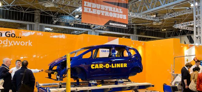 The Skills Show Car-O-Liner
