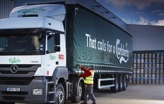 New trailers for Carlsberg