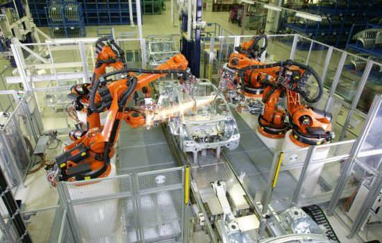 Kuka Robotics automation and robots