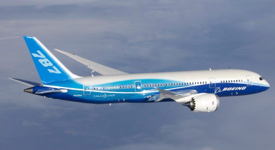 Record 2013 for Boeing deliveries