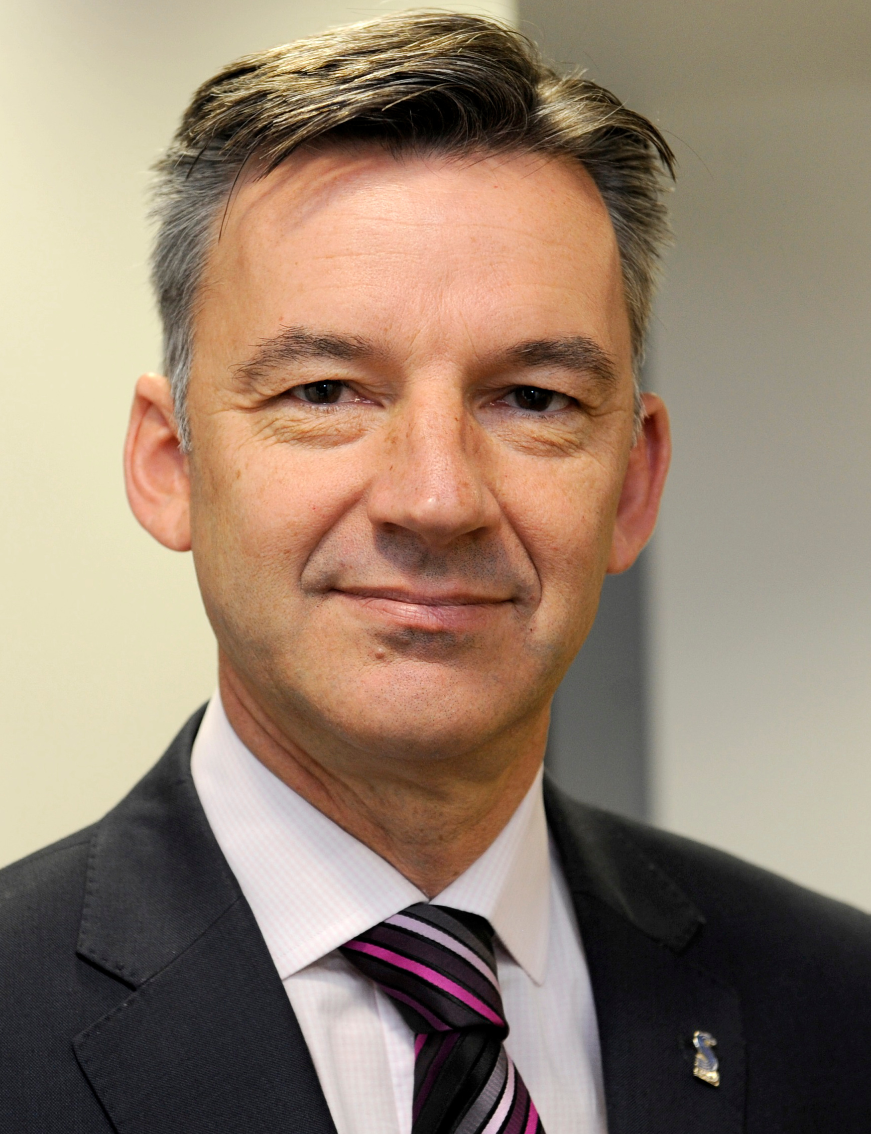 Mike Hawes, chief executive, SMMT.