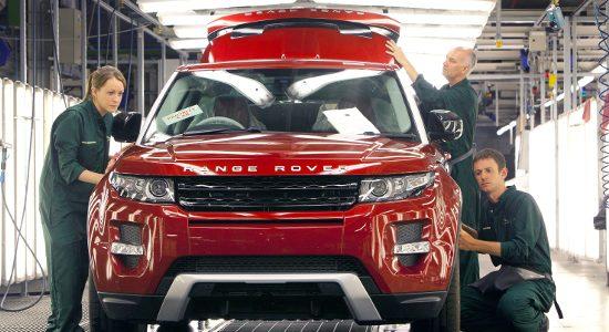Jaguar Land Rover to begin i54 recruitment drive