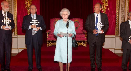 Arise! Recognition for manufacturing figures in New Year Honours list