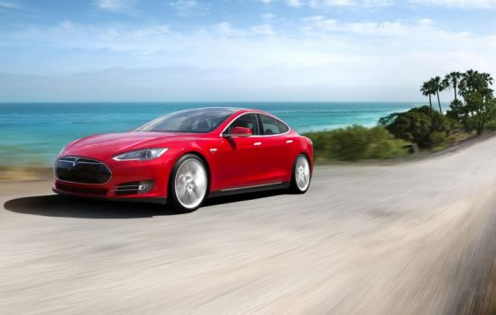 The Tesla Model S P85D varient is Consumer Reports highest rated car. Image courtesy of Tesla Motors.