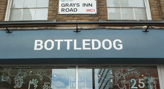 BrewDog is opening a craft beer shop in London called BottleDog