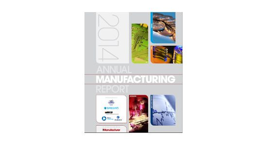 Annual Manufacturing Report front cover image 660x300